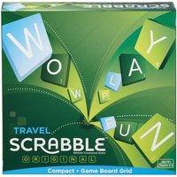 Ex-Display Scrabble Travel Board Game Used - Like New