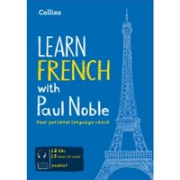 Learn French with Paul Noble - Complete Course: French made easy with your personal language coach by Paul Noble (CD-Audio,...