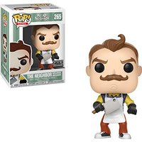 The Neighbour With Apron & Meat Cleaver (Hello Neighbour) Funko Pop! Vinyl Figure #265