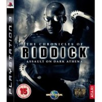 Ex-Display The Chronicles Of Riddick Assault On Dark Athena Game