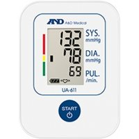 A & D Ua-611 Upper Arm Blood Pressure Monitor