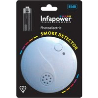 Infapower X003 Photoelectric Smoke Detector White