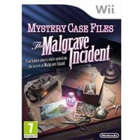 Mystery Case Files The Malgrave Incident Game