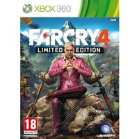 Far Cry 4 Limited Edition Xbox 360 Game