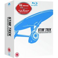 Star Trek Stardate Collection The Movies 1-10 Blu-ray