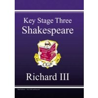 KS3 English Shakespeare Test Guide - Richard III