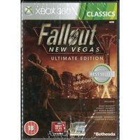 Fallout New Vegas Ultimate Edition Game (Classics)