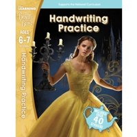 Beauty and the Beast: Handwriting Practice (Ages 6-7)