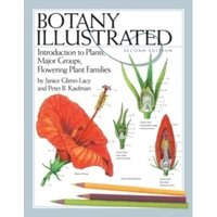 Botany Illustrated : Introduction to Plants, Major Groups, Flowering Plant Families