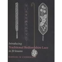 Introducing Traditional Bedfordshire Lace in 20 Lessons