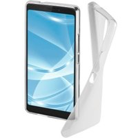 Hama Crystal Cover for Wiko View, transparent