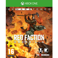 Red Faction Guerilla Re-Mars-tered Xbox One Game