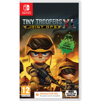 'Tiny Troopers Joint Ops Xl Nintendo Switch Game [download Code In A Box]