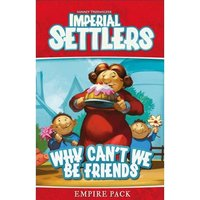 Imperial Settlers Why Can't We Be Friends Expansion Board Game