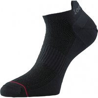 1000 Mile Ultimate Tactel Liner Sock Black Mens L