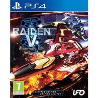 Raiden V Directors Cut Limited Edition PS4 Game
