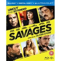 Savages EXtended Edition Blu-ray & UV Copy