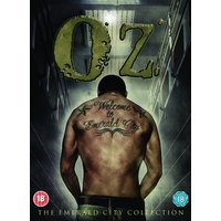 Oz: The Complete Seasons 1-6 DVD