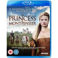 Princess Of Montpensier Blu-ray