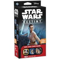 Star Wars Destiny Dice & Card Rey Starter Set