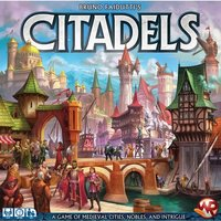 Citadels A Game of Medieval Cities Nobles & Intrigue (2016 Edition)