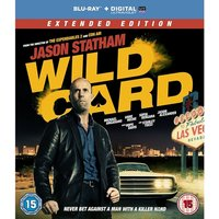 Wild Card: Extended Edition Blu-ray