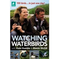 Watching Waterbirds with Kate Humble and Martin McGill : 100 birds ... in just one day!