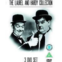 Laurel & Hardy 3 Disk Collection DVD