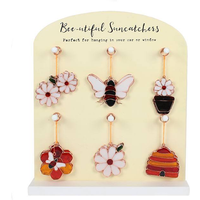 A Bee-utiful Mini Suncatcher Pack Of 24