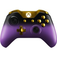 Purple Shadow & Gold Edition Xbox One Controller