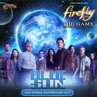 Firefly The Game Blue Sun Expansion Board Game