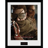 Metal Gear Solid V Goggles Collector Print (30 x 40cm)