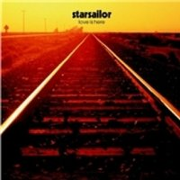 Starsailor Love Is Here CD