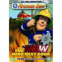Fireman Sam The New Hero Next Door DVD