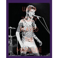 When Ziggy Played the Marquee : David Bowie's Last Performance as Ziggy Stardust