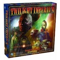 Twilight Imperium Shattered Empire Board Game Expansion