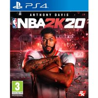 NBA 2K20 PS4 Game