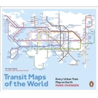Transit Maps of the World : Every Urban Train Map on Earth