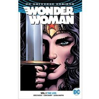 Wonder Woman Rebirth: Volume 1: The Lies