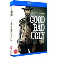 The Good, The Bad & The Ugly Blu-ray
