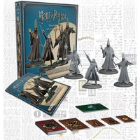 Harry Potter Miniatures Adventure Game Barty Crouch Jr & Death Eaters Exp