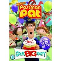 Postman Pat Great Big Party DVD