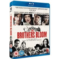 The Brothers Bloom Blu-ray