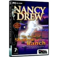 Ex-Display Nancy Drew The Secret of Shadow Ranch Game PC Used - Like New