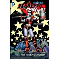 DC Comics Harley Quinn Volume 1 Hot In The City New 52 Paperback