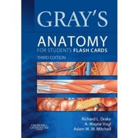 Gray's Anatomy for Students Flash Cards : with STUDENT CONSULT Online Access