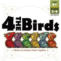 4 The Birds! Board Game