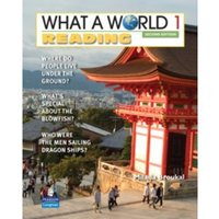 What a World Reading 1: Amazing Stories from Around the Globe by Milada Broukal (Paperback, 2011)