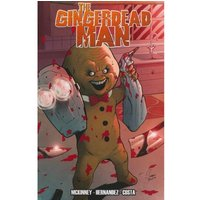 Gingerdead Man Baking Bad