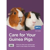 Care for Your Guinea Pigs (RSPCA Pet Guide) by RSPCA (Paperback, 2015)